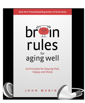 Brain Rules Cover